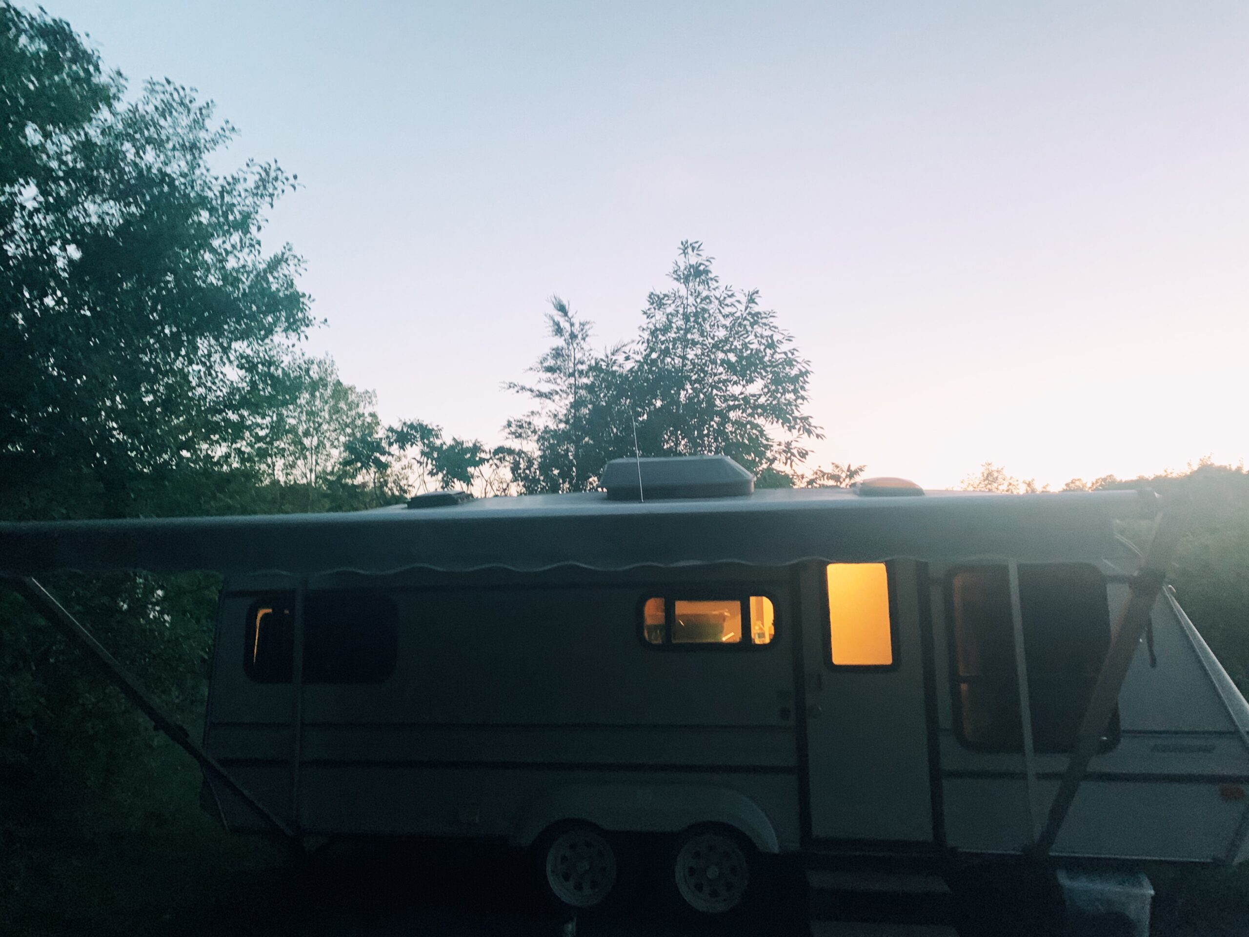 Our 1987 ABI Award Adventurer Trailer